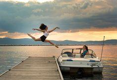 Jordan Matter's Dancers Among Us: ballet dancers striking amazing poses - Telegraph