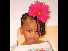 Cute Hairstyles For Little Black Girls 2015