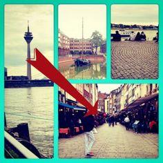 Spaziergang durch #Düsseldorf