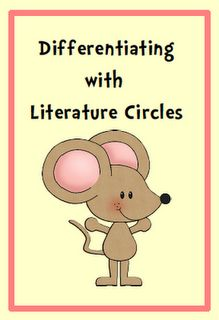 Differentiating with Literature Circles. Engage effectively in a rang of collaborative discussions with diverse partners on grade 4 topics and texts, building on others' ideas and expressing their own clearly. Reading Resources, Reading Strategies, Reading Activities, Teaching Reading, Reading Comprehension, Guided Reading, Teaching Ideas, English Resources, Primary Resources