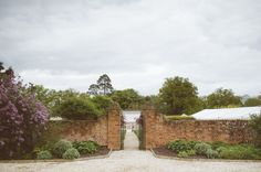 Secret Walled Garden Wasing Park - Image from Babb Photo