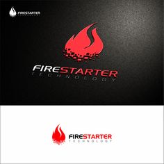 Brand for a FireStarter Technology - a Computer Security Company! by goresan pena