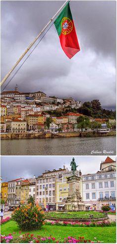 Centro Histórico Universidade de Coimbra - Alta e Sofia Património Mundial da UNESCO - 2013 http://whc.unesco.org/en/list/1387 #Portugal