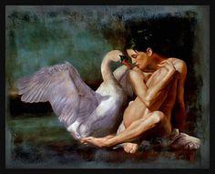 Leda y el cisne