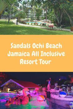 TOUR: Sandals Ochi Beach All Inclusive Jamaica Resort for Couples Best Resorts In Jamaica, Beaches Resort Jamaica, Montego Bay All Inclusive, Jamaica Honeymoon, Adult Only All Inclusive, All Inclusive Vacation Packages, All Inclusive Honeymoon, Best All Inclusive Resorts, Negril Jamaica