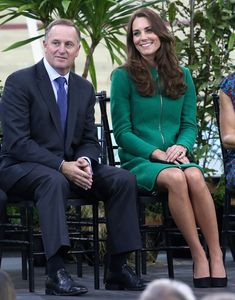 The Duke And Duchess Of Cambridge Tour Australia And New Zealand - Day 6