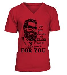 """# So you don't like my beard .  NOT SOLD IN STORES... Get YOURS TODAY BEFORE THEY ARE GONE !**Choose your Styles, Size, Color then Click """"Add To Cart"""" to place your order!Guaranteed safe and secure checkout via: AMZ PAYMENT   VISA   MASTERCARD  PAYPAL*TIP TO SAVE MONEY:""""SHARE it with your friends, order together and save on shipping."""""""