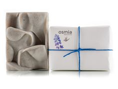 Osmia Vetiver Grey Soap $12