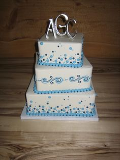 cake created by Yummy's Gourmet Cakes in Coralville, Iowa.