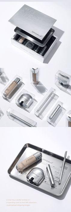 Make Heal Press kit on Behance Skincare Packaging, Cosmetic Packaging, Beauty Packaging, Brand Packaging, Packaging Design, Perfume Versace, Perfume Calvin Klein, Cosmetic Design, Cosmetic Kit