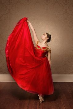 """Kathryn Morgan, as the title character in Mobile Ballet's upcoming production """"Snow White"""""""