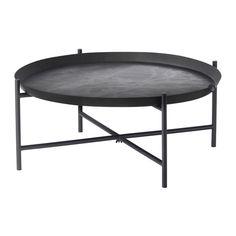 SVÄRTAN Tarjotinpöytä IKEA Tarjottimen pinta on etsattu, mikä tekee sen pinnasta vaihtelevan ja eläväisen.