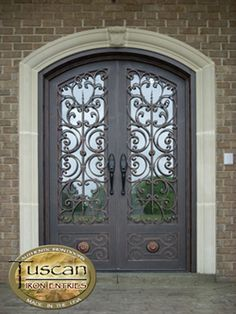 In Stock Doors-Tuscan Iron Entries- New Line of Imported Doors