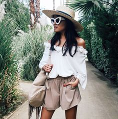 Trina Turk's Insider Guide to Palm Springs via @WhoWhatWear