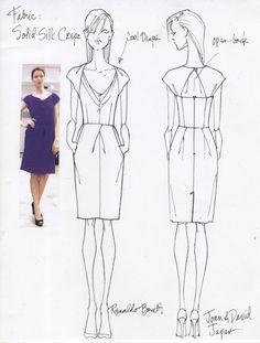 Design for Joan & David Collection 2013 By Renaldo Barnette