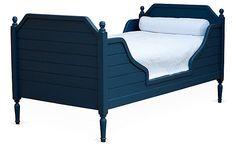 Blue Beach House Bed, Twin | Room to Grow | One Kings Lane
