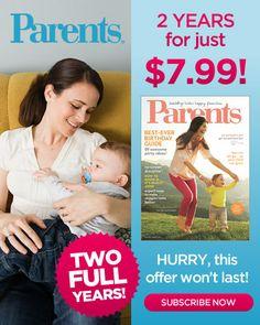 Parents Daily Sweepstakes Calendar