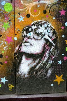 Vitry-sur-Seine - av Jean Jaurès - street art - finbarr
