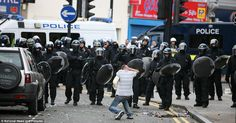 riots 2011 hackney empire - Google Search Riot Police, Police Uniforms, Empire, British, Pictures, Google Search, Photos, Photo Illustration, British People