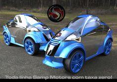 Samp Motors One on Behance