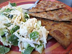 Sweet Charli: Healthy Chicken Salad and Whole Wheat Pita