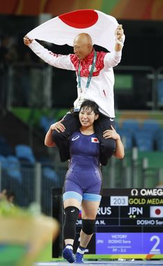 Rio 2016 Olympics, Day 13 #Japan #Rio2016 #リオ五輪