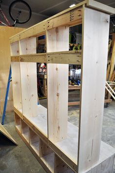 How to Build a Hutch More