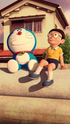 Doraemon in Hindi New Episodes 2015 Doremon Cartoon, Cute Bunny Cartoon, Cute Cartoon Pictures, Doraemon Wallpapers, Hd Anime Wallpapers, Cute Cartoon Wallpapers, Disney Memes, Disney Cartoons, Doraemon Stand By Me