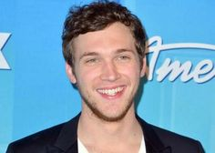 Phillip Phillips... attractive and a good singer. yes.