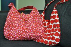 Phoebe bags by Miestaflet, via Flickr