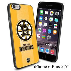 "NHL B BOSTON BRUINS , Cool iPhone 6 Plus (6+ , 5.5"") Smartphone Case Cover Collector iphone TPU Rubber Case Black Phoneaholic http://www.amazon.com/dp/B00VXF6DPM/ref=cm_sw_r_pi_dp_YCknvb1HP2VZK"