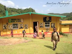 Jamaica...Bob Marley's childhood school.  #Jamaica, #travel, #jlbworldtravel.com, #travelagent, #wanderlust, #adventure, #jennilynnphotography.net, #travelphotography, #photography