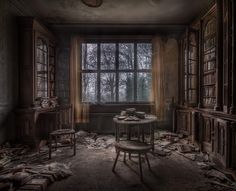 13 Beautiful Abandoned Places In Britain