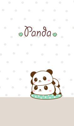 42 Ideas Wall Paper Cartoon Panda For 2019 Panda Wallpaper Iphone, Cute Panda Wallpaper, Bear Wallpaper, Kawaii Wallpaper, Cute Wallpaper Backgrounds, Cute Animal Drawings, Kawaii Drawings, Cute Drawings, Cute Panda Drawing