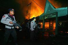 Kerusuhan di Lapas Medan