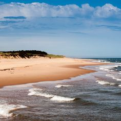 KM: Some day I would like to spend a week in a cottage on Prince Edward Island!  (Bliss at Basin Head Singing Sands on Prince Edward Island by jeffdungca)