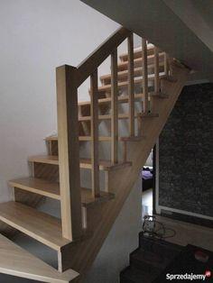 Schody drewniane schody z drewna schody ręcznie Wrocław