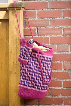Totes Bag.  Interweave Crochet Summer 2010