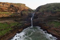 Waterfall Bluff on the Wild Coast Provinces Of South Africa, South Afrika, Country Scenes, Far Away, Continents, Tourism, Waterfall, Scenery, Places To Visit