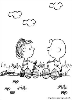 Finally found some Snoopy coloring pages!