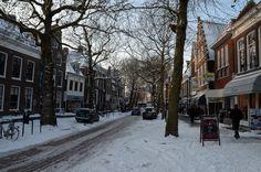 Voorstraat Harlingen, Netherlands
