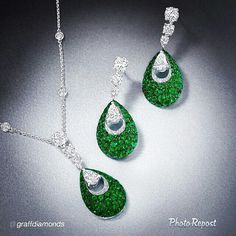 """By @Chitra Aiyer Graff Diamonds """"Make a statement.  The captivating Bombé Collection presents a mesmerising display of rubies, sapphires and emeralds – all beautifully complemented by exceptional white #GraffDiamonds"""" via @PhotoRepost_app"""
