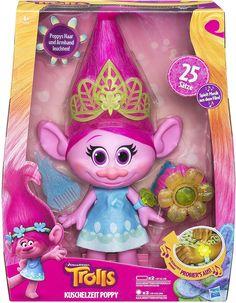 Hasbro Trolls Poppy Doll - figuras de juguete para niños (Multicolor, Chica): Amazon.es: Juguetes y juegos