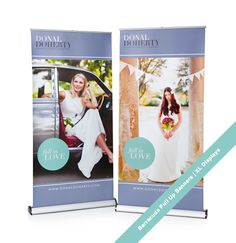 Barracuda Banner for Donal Doherty Photography exhibition marketing. Genuine Ultima® Displays Barracuda hardware - UK Stock. High quality photo 1440 dpi print and luxury carry bag. £128 with 48hr dispatch. #barracudabanner #pullupbanners