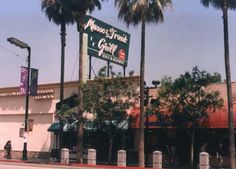 Musso & Frank's is Hollywood legend.  I only ate here once, but I'd love to go back.