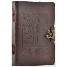 Tree of Life leather lock