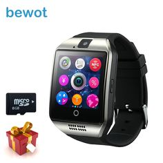 >> Click to Buy << 2017 bewot Bluetooth ClassicSmart Watch WristWatch Q18 with SIM Card Smartwatch for Android SmartPhone with SIM Card PK GV18 DZ0 #Affiliate