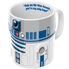 [Star Wars: 3D Mug: R2-D2 (Product Image)]