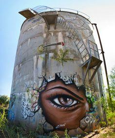 Eoin - Street Artist