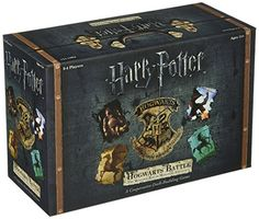 USAopoly Harry Potter: Hogwarts Battle - The Monster Box ...